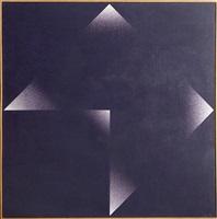 three quarter square by herbert bayer