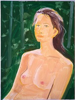 katherine by alex katz