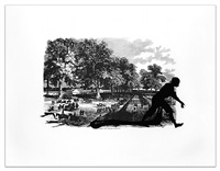 banks's army leaving simmsport from harper's pictorial history of the civil war (annotated) by kara walker