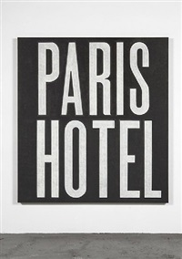 paris hotel by david austen