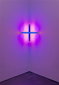 untitled (to barbara nüsse) by dan flavin