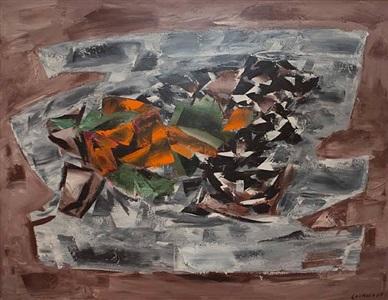 autumn apparitions by john ward lockwood
