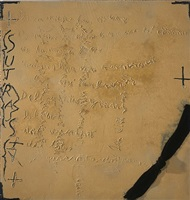 sutras by antoni tàpies