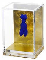 petite vénus bleue by yves klein