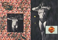 maid of germany by david salle