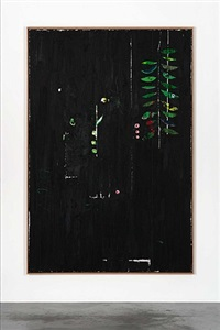 untitled (full moon in the deep forest) by harold ancart