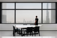 horizon / elsewhere (playtime) by isaac julien