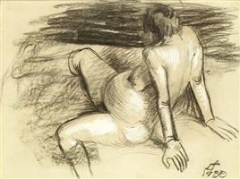 schwangere frau by otto dix