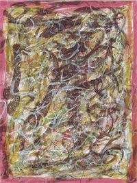 endless paths by mark tobey