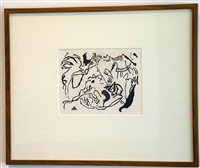 jungster tag (judgement day) by wassily kandinsky