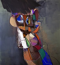 wild man of borneo by george condo