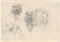 study of cows by jean françois millet