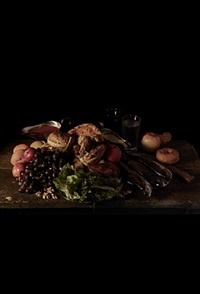last meal on death row, texas: juan soria by mat collishaw