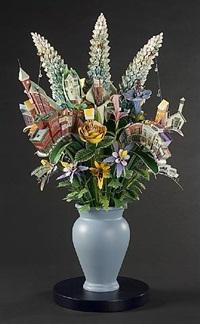 telluride house plant bouquet by james grashow