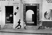 mexico, pueblo by henri cartier-bresson