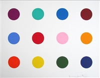 isovanillin by damien hirst