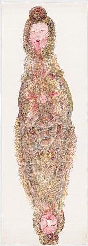 avalokiteshvara by guo fengyi