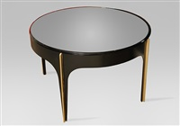 table basse des éditions fontana arte by gio ponti