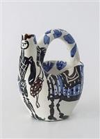 cavalier et cheval by pablo picasso