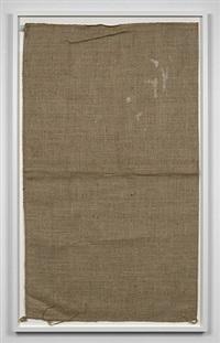untitled (sack #7) by matias faldbakken
