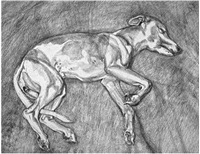 untitled by lucian freud