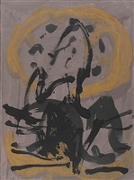 untitled (p77-3122) by robert motherwell