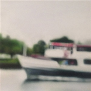 ferry to frieze by ben schonzeit