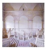 palazzo canossa mantova iii by candida höfer