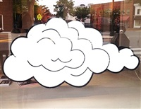 stratus cumulus (1/3) by sanford biggers