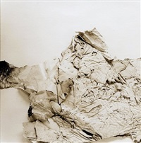 untitled 1073 by jay defeo