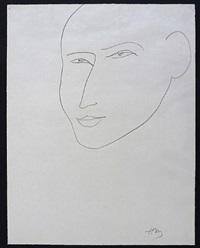 head by henri matisse