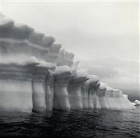 iceberg viii, disko bay, greenland by lynn davis