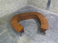 committee table by pierre jeanneret