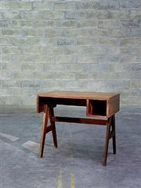 bureau by pierre jeanneret
