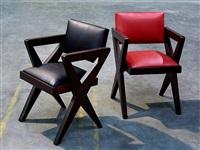 fauteuil cinéma by pierre jeanneret