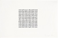 untitled ii by bridget riley