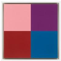 quattro colori by gerhard richter