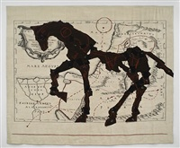 aegyptus inferior by william kentridge