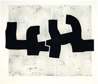 untitled by eduardo chillida