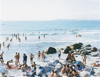 #4798 bassa trinita blue ball by massimo vitali