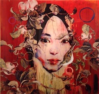persephone iv by hung liu