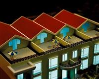 urban fiction (image 4 of the series) by xing danwen