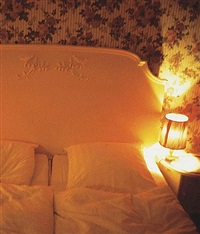 honeymoon suite, berlin by nan goldin
