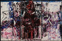 triptyque à st-cyr by jean paul riopelle