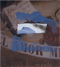 untitled (amor misericordioso iv) by julian schnabel