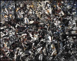 lot #19: pleine saison by jean paul riopelle