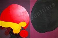 pintura nº 716 by luis feito lópez