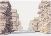 calle de madera by los carpinteros