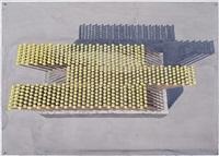 concreto, cabillas, pelotas (aereo) by los carpinteros