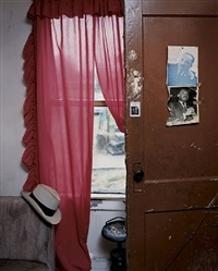 jimmie's apartment, memphis, tn by alec soth